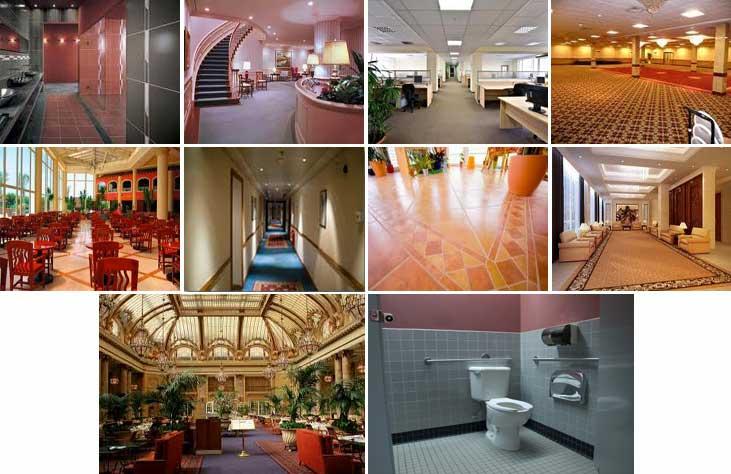 Commercial Carpet Tile Cleaning San Antonio TX